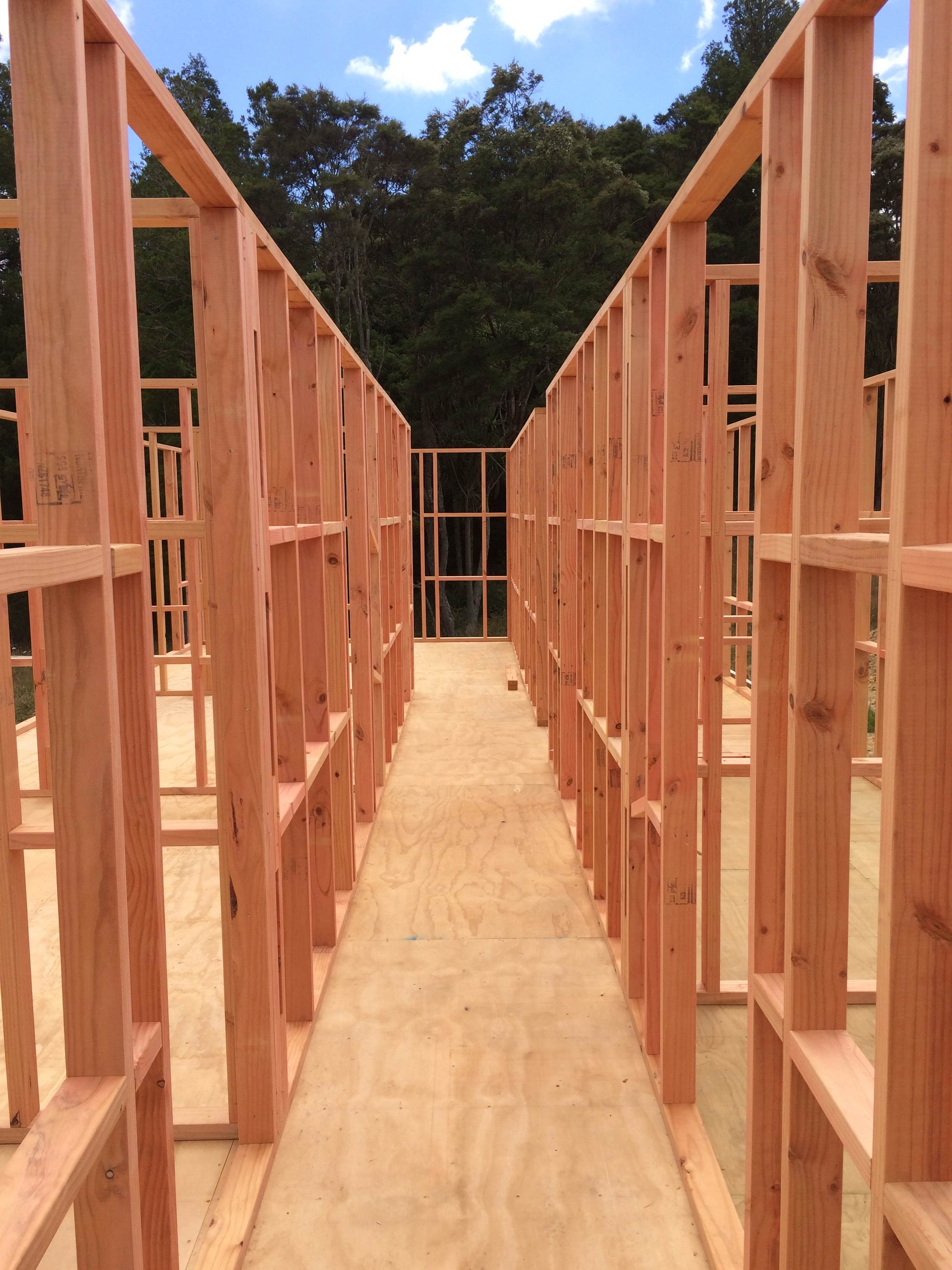 There 39 s timber framing and then there is timber framing for Building a timber frame